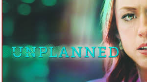 unplanned movie graphic