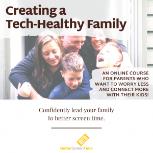 tech healthy family