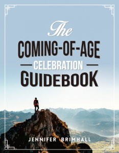 coming of age celebrations guidebook