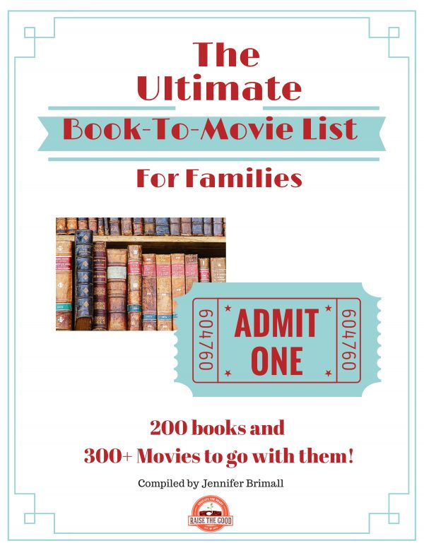Ultimate Book to Movie list