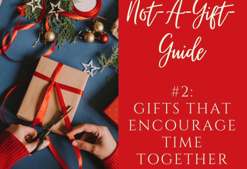 gifts and title graphic