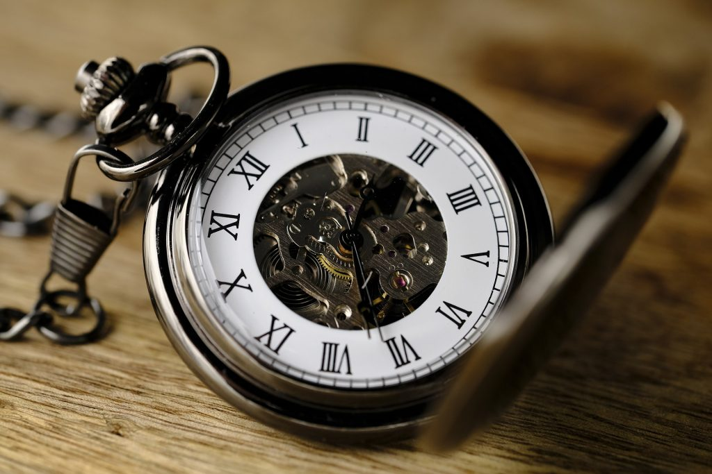 pocket watch, political division
