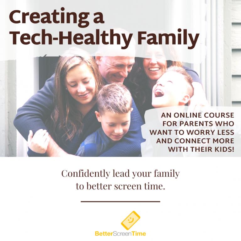 Tech Healthy Family