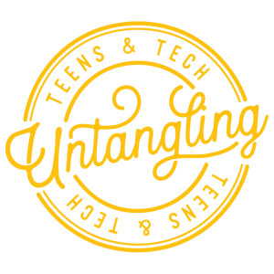 untangling tech and teens