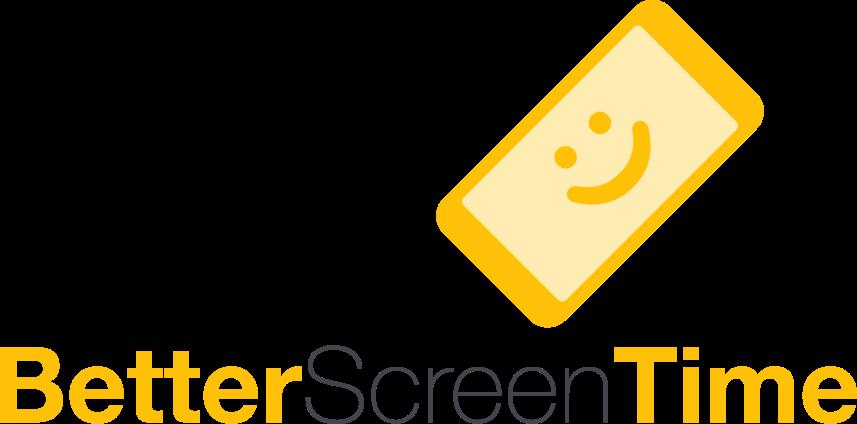 logo for better screen time